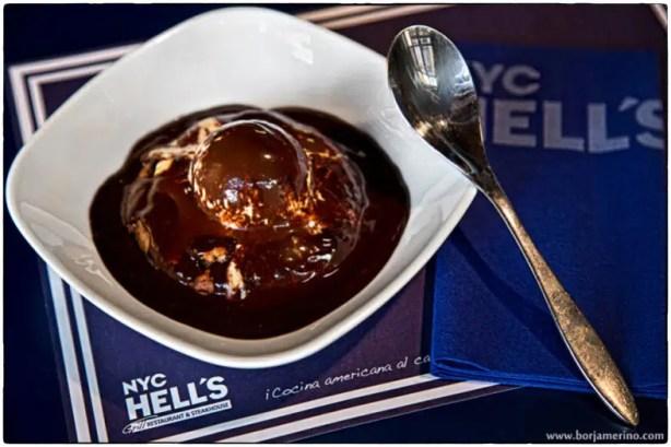 Reportaje realizado al Restaurante NYC Hells en Valladolid por w