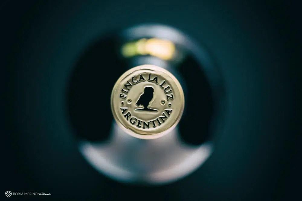 Fotógrafo Botellas de Vino