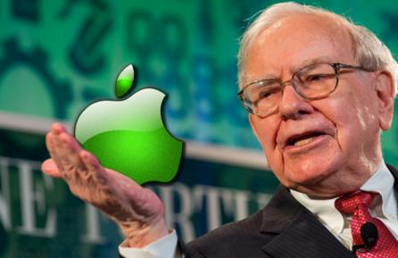 Warren Buffett compra a Apple