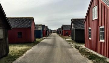 Skurene i Tyskerhavnen