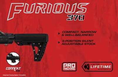 Killer Instinct KI Furious 370 Info