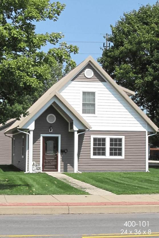 zero energy home post frame residence