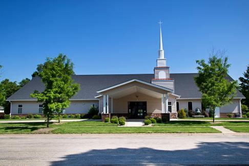 high efficiency church building