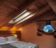 Alpine Romantic Attic