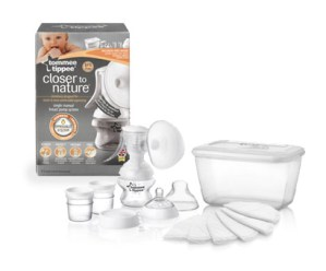 Celebrate August – Breastfeeding Awareness Month with Tommee Tippee Closer to Nature Baby Products Giveaway