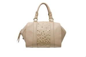 Looking for a stylish and Functional Handbag for the Holiday Wardrobe? Kardashian Kollection Women's Barrel Satchel