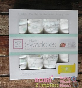 Swaddle Designs Muslin Swaddle Blankets Classic Collection Review and Giveaway