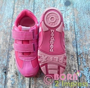 Comfort and Styles for the Kids with the pediped Shoes- Review and Giveaway
