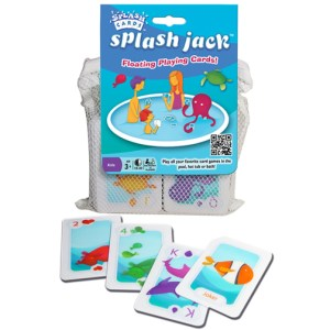 Your Kids will love Summer with the Winning Moves Splash Card Games! Review and Giveaway