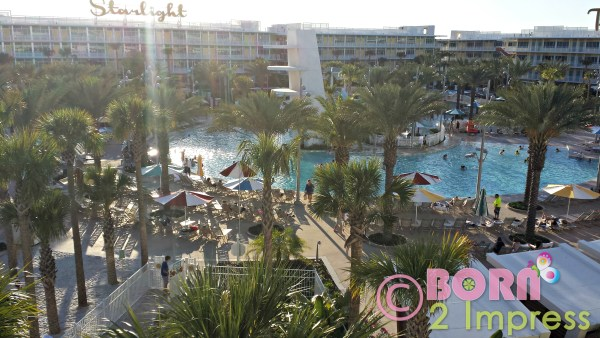 Cabana Bay Complete pool