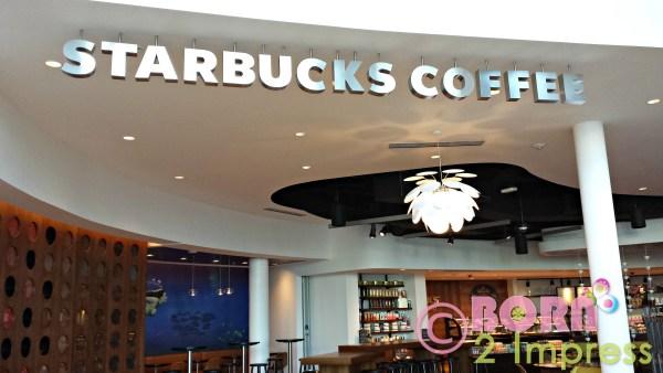 Cabana Bay Starbucks