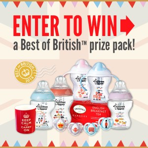 Tommee Tippee Brings you the Best of British Collection- Giveaway