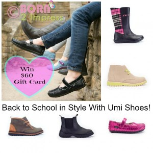 Umi Shoes  Autumn/ Winter Kid's Shoes Collection for 2014 is Here! #Giveaway
