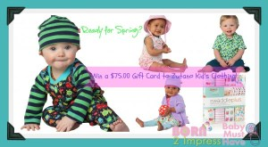 All About Baby Event- Zutano Spring Has Sprung Giveaway!