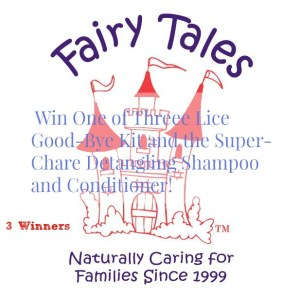 All you Need to Know About Lice Prevention + Giveaway from Fairy Tales Hair Care!