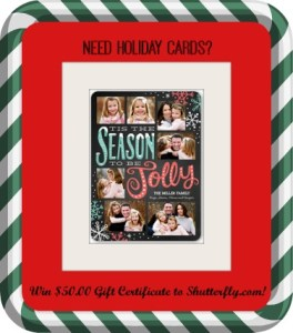 Shutterfly.com your Prime Destination for Holiday Cards-Born 2 Impress Holiday Gift Guide