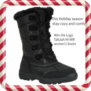 Born 2 Impress Holiday Gift Guide -Lugz  TALLULAH HI WR Women's Boots for this Holiday Season!