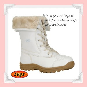 Lugz White Tambora Boots Style and Comfort for Today's Modern Women