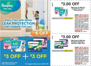 Save on Diapers with These High Value Coupons from Pampers! #PampersSavings