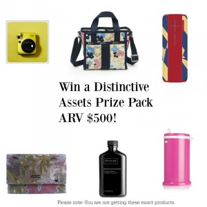 Win a Mother's Day in Hollywood Gift Bag from Distinctive Assets!