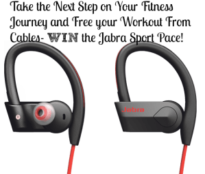 Take the Next Step on Your Fitness Journey and Free your Workout From Cables with the Jabra Sport Pace