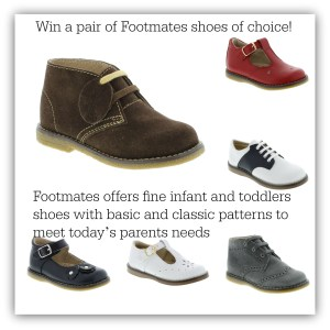 Footmates Offers Fine Infant and Toddlers Shoes with Basic and Classic Patterns Perfect for the Holidays!