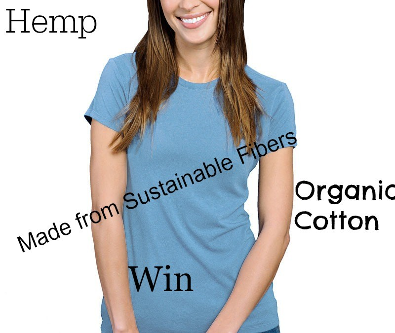 ONNO Organic T-shirts, are Comfortable and Made from Sustainable Fibers!