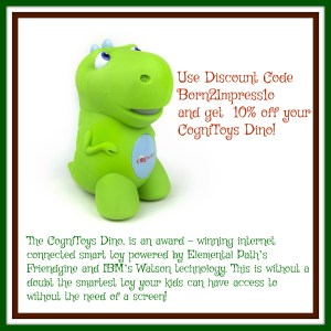 Introducing the CogniToys Dino. This is the Smartest Dinosaur you will ever know and the Hottest Toy on Santa's List! Review and Discount Code!