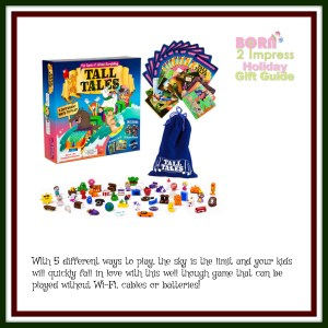 Born 2 Impress Holiday Gift Guide -Tall Tales: The Game of Infinite Storytelling
