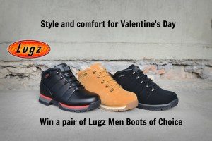 Style and Comfort for Valentine's Day – Don't Miss the Lugz Boots Giveaway!