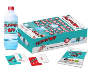 REDWOODVENTURES LAUNCHES NEW BOTTLE FLIPPING GAME, FLIPPIN' OFF, TODAY ON LEAD CROWDFUNDING SITE, KICKSTARTER