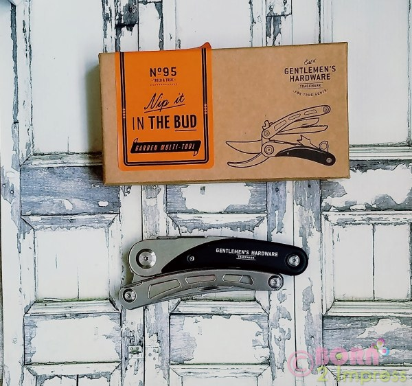 Wild & Wolf Gentlemen's Hardware Garden Multi-Tool