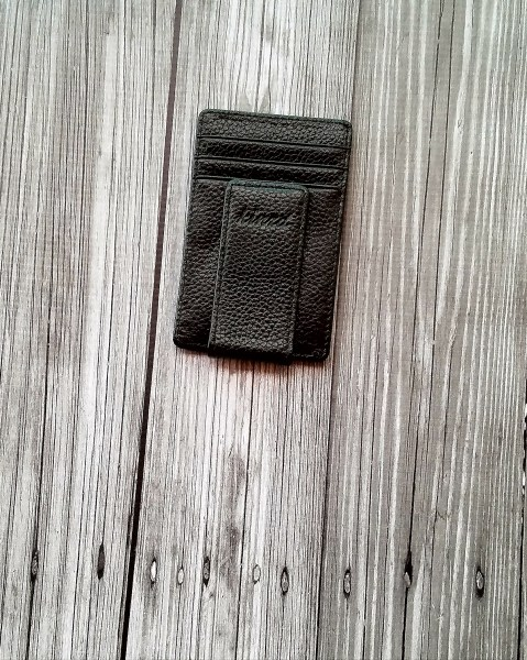 Kindzd money clip with RFID Blocking wallet