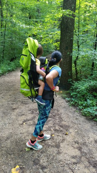 KiddyUSA Adventure Pack Carrier