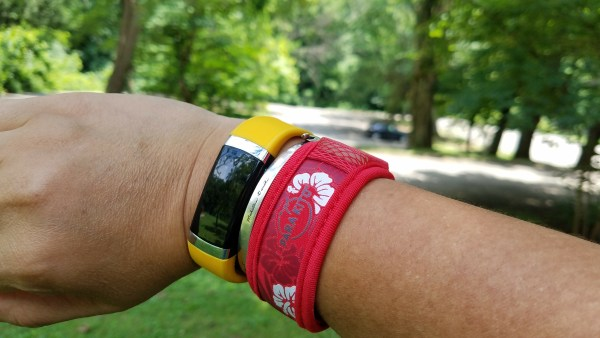 Parakito Mosquito Repellent band