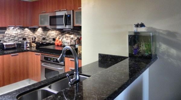 kitchen faucet , kitchen