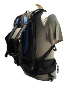 outdoors child carrier