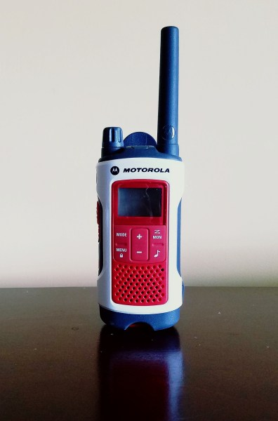 Emergency radios, Two-Way Radios