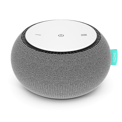 Looking To Catch Some Zzzz This Holidays? The Snooze White Noise Machine Is On The Top Of My Holiday's List