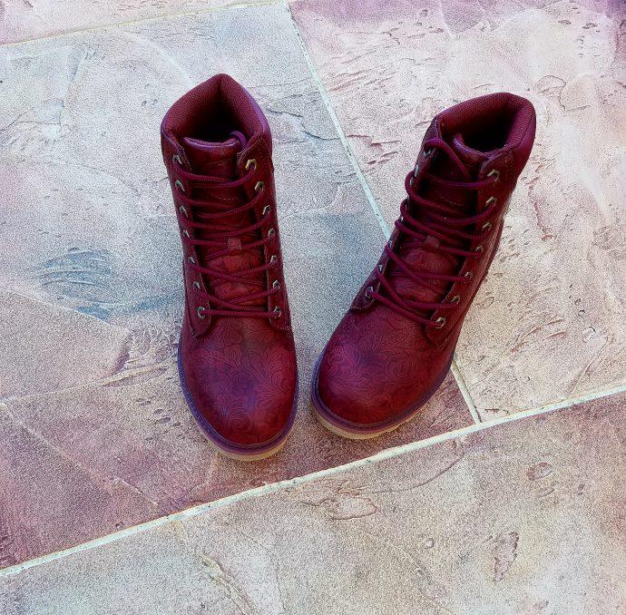Lugz Women Empire HI boots in Black Cherie