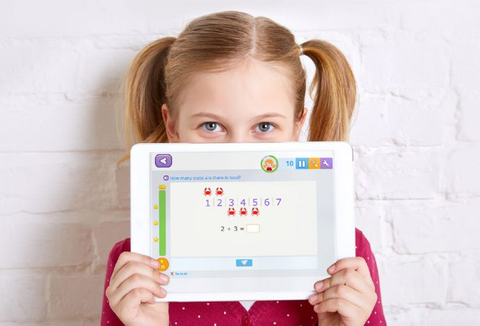 Keep kids on Target With The Smartick  Unique Online Learning Method