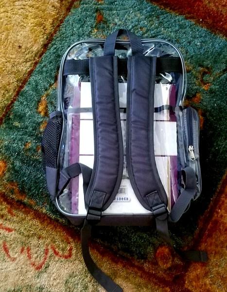 Back to School, backpacks