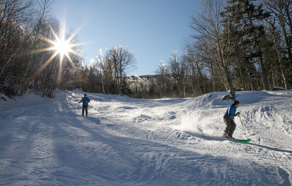 Affordable Ski Dstinations and a Valentine's Day Giveaway