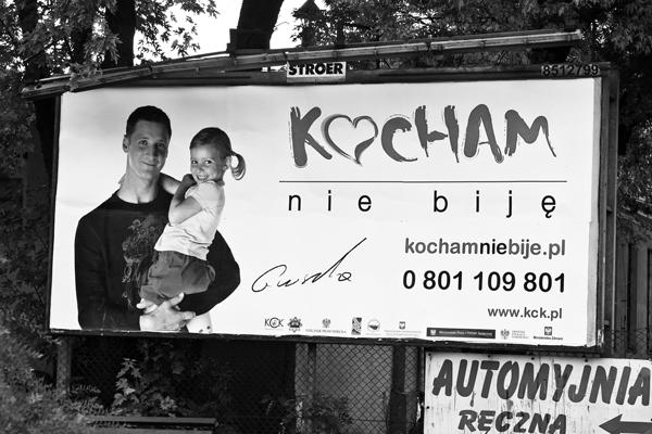 Gruszka na billboardzie