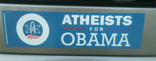 jesus latheists for obama