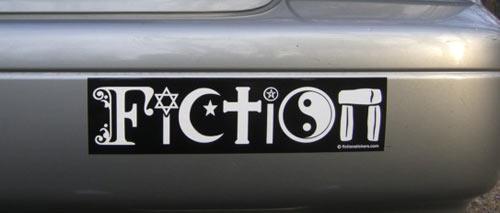 Non-Secular Bumper Stickers