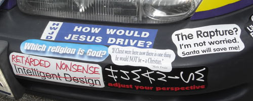 how would jesus drive?