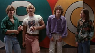 Thursday (6pm): Syfy Movies with a View: Dazed and Confused. With music from No Wahala DJs. Brooklyn Bridge Park.
