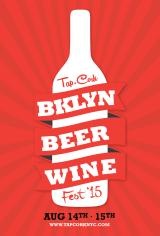 Saturday (2pm): Brooklyn Beer & Wine Fest (Restoration Plaza - $20)