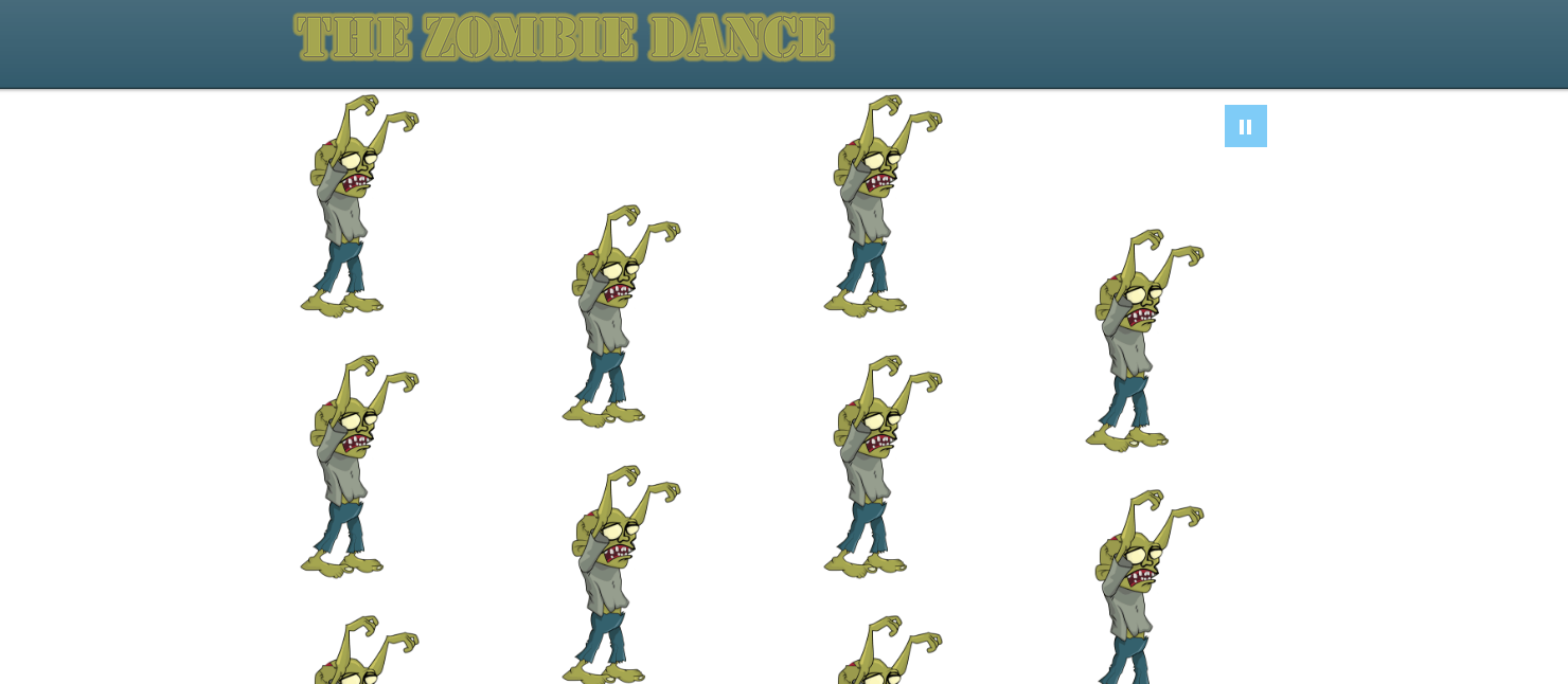 The Zombie Dance